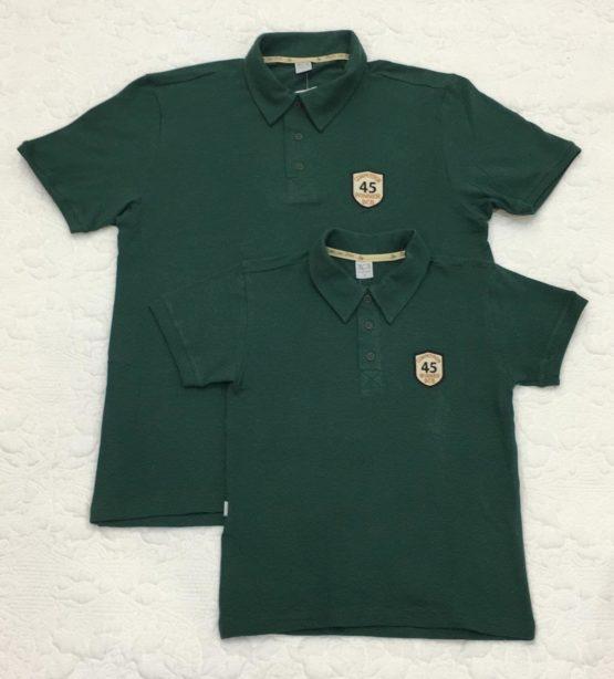 Camisa Polo Verde Pai