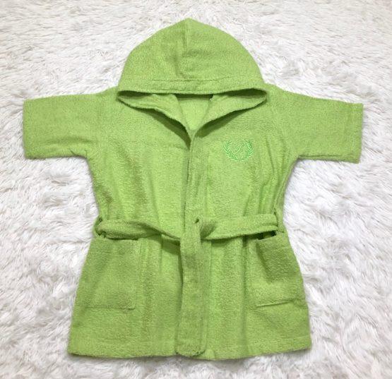 Roupão Verde