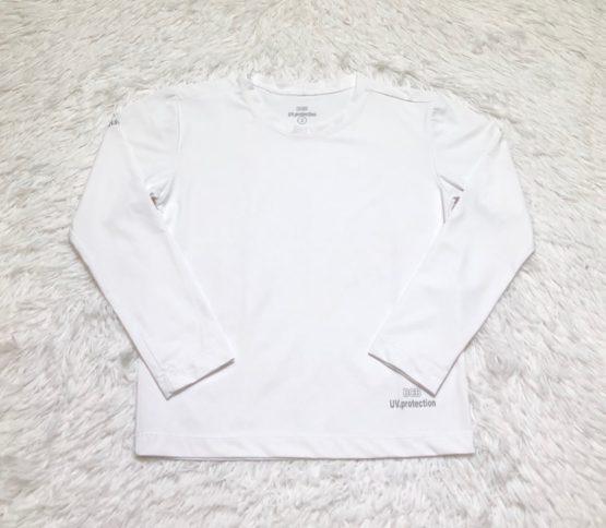 Camiseta Proteção Solar Branca