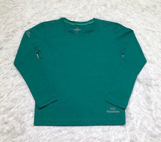 Camiseta Proteção Solar Verde