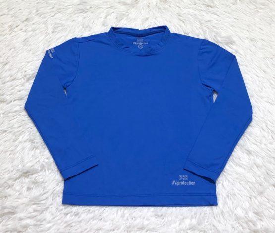 Camiseta Proteção Solar Azul Royal