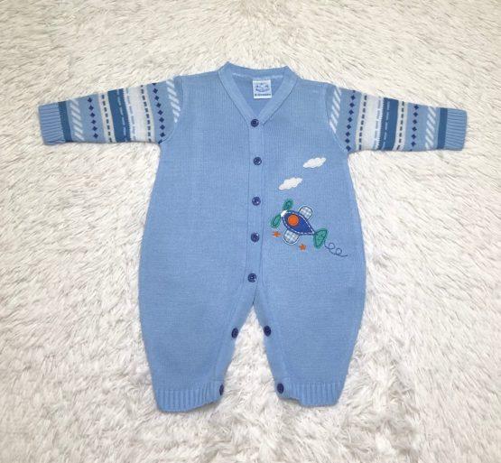 Macaquinho Baby Linha Azul Bebê