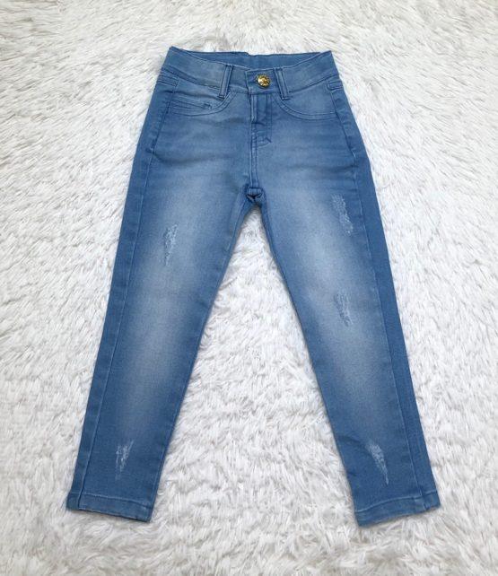 Calça Jeans Com Stretch
