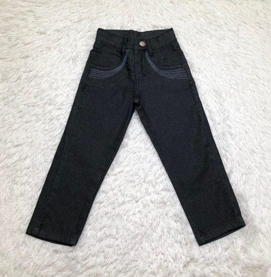 Calça Jeans Black Menino