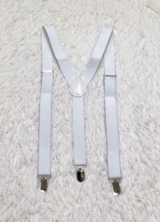 Suspensório Branco