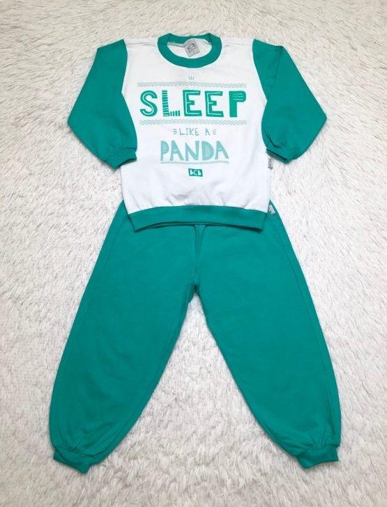 Pijama Sleep Verde