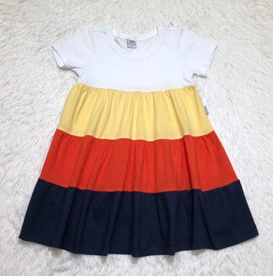 Vestido Colors Marinho