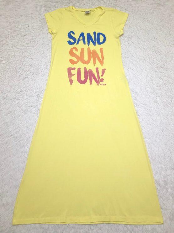 Vestido Sand Sun Fun Mãe