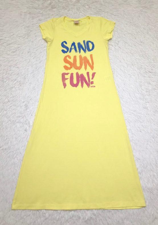 Vestido Sand Sun Fun Filha