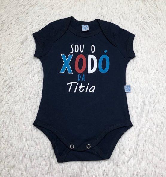 Body Baby  Xodó Titia