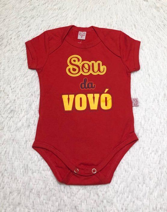 Body Baby  Vovó Vermelho