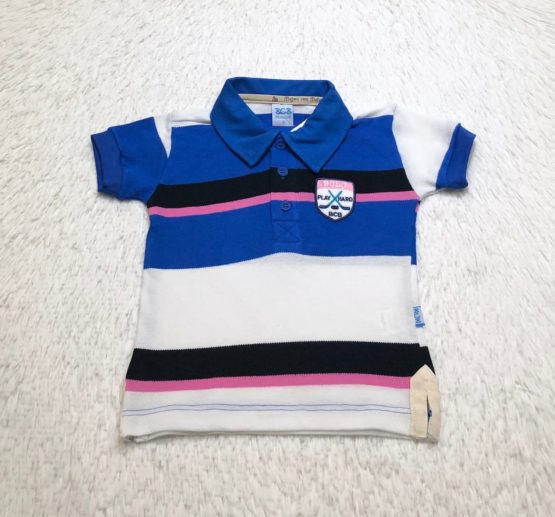 Camisa Polo Listra