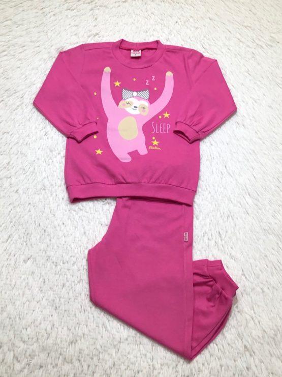 Pijama Bicho Preguiça