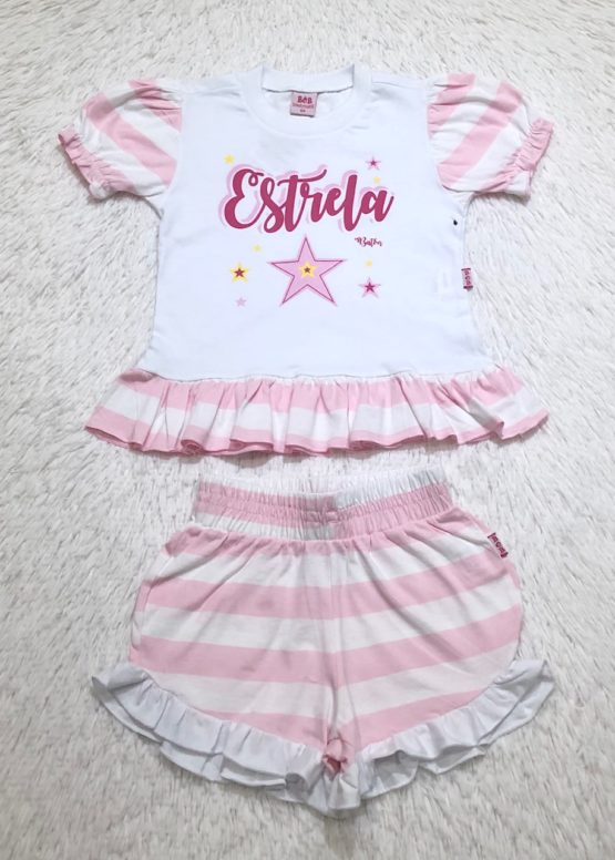 Pijama Estrela