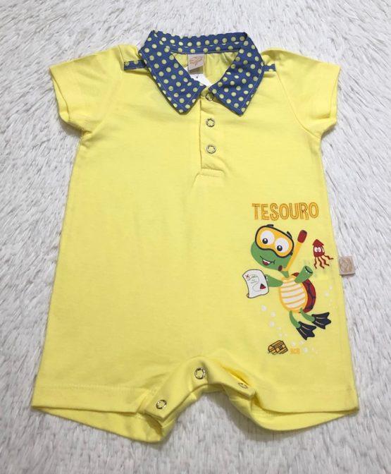 Macaquinho Baby Tartaruga