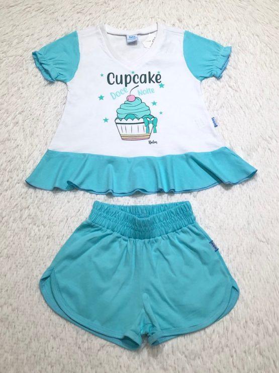 Pijama Cupcake