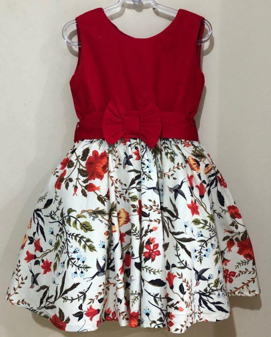 Vestido da Coleção Estampa Floral
