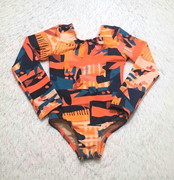 Maiô Coleção Orange