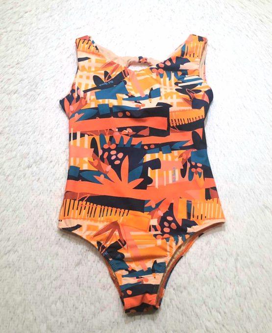 Maiô Mãe Coleção Orange