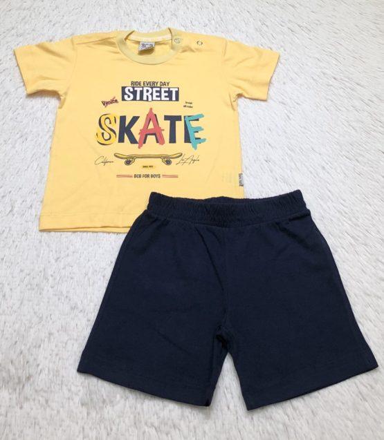 Conjunto Skate