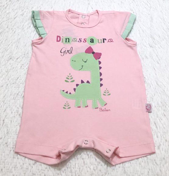 Body Dinossauro Girls