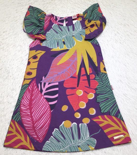 Vestido da Coleção Pink Purple
