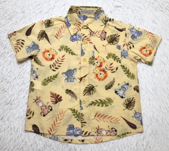 Camisa da Coleção Madagascar