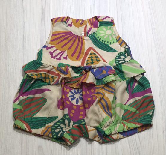 Macaquinho Baby Coleção Colorful