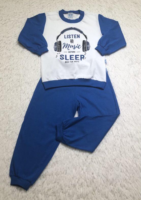 Pijama Silk Fone