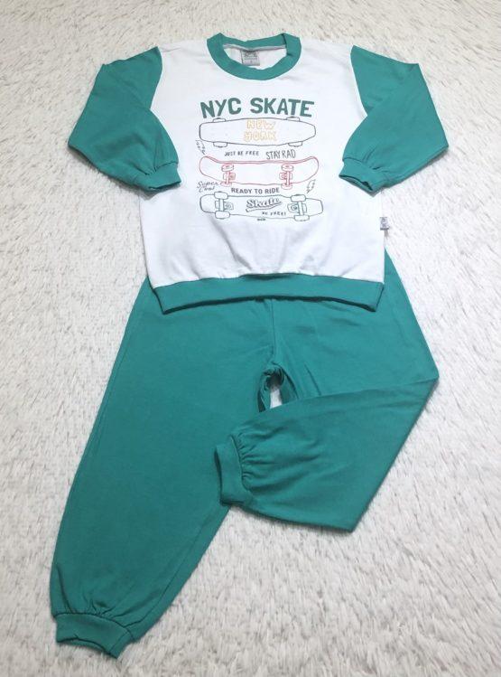 Pijama Silk Skate