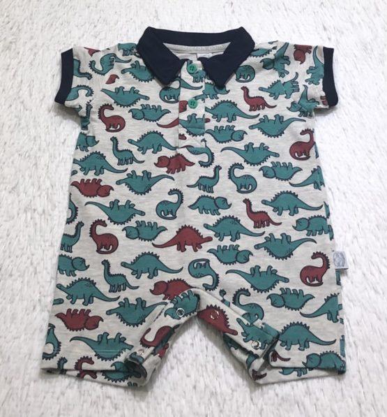 Macaquinho Baby Coleção Dinossauros