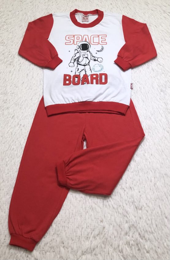 Pijama Astronauta