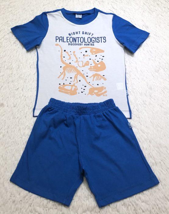 Pijama Silk Dinossauros