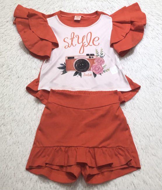 Conjunto Silk Style